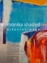 Monika Shaded. Nieoczekiwane