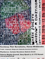 """Marek Sobczyk """"Muzeum"""" w cudzysłowie"""