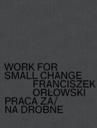 Praca za/na drobne Work for Small Change